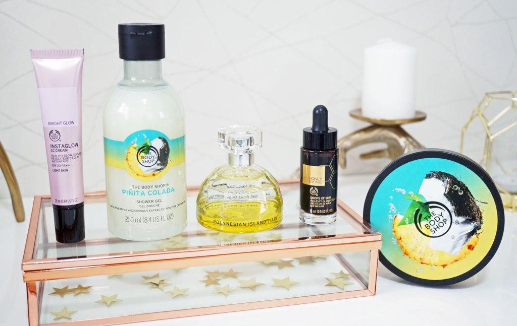 The-Body-Shop-Pinita-Colada-Collection-review
