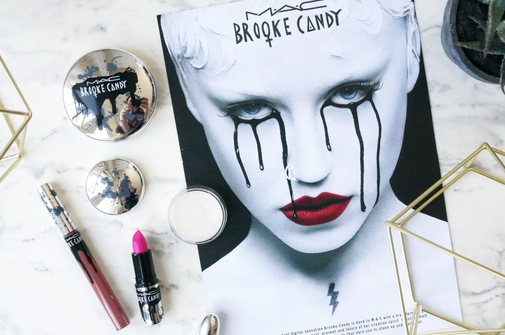 MAC X Brooke Candy Limited Edition Collection