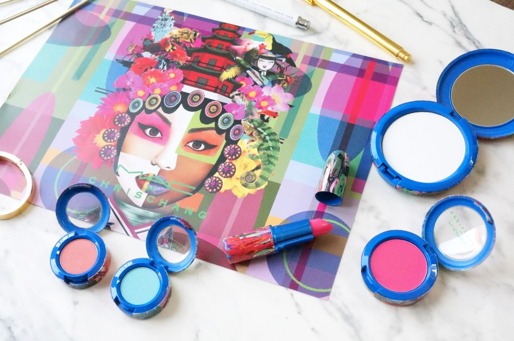 MAC Cosmetics X Chris Chang Collection