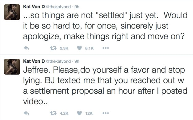 kat-von-d-bj-settlement-proposal-tweet