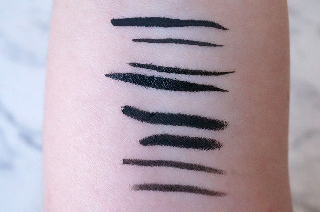zoeva-black-box-eyeliner-swatches