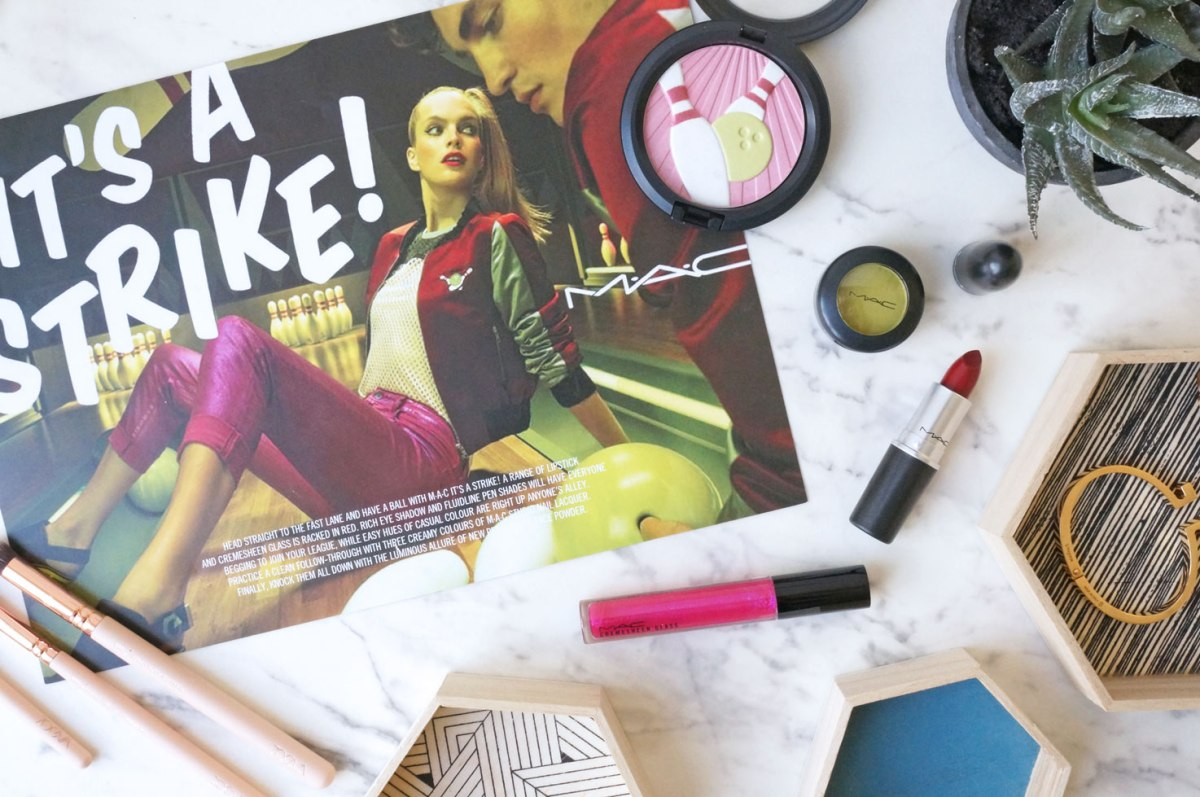 MAC It's A Strike Limited Edition Collection