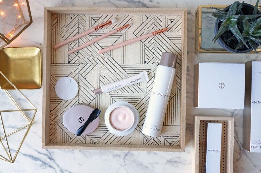 Armani Prima Collection: Making your Makeup Last Longer #PrimaSkinStories