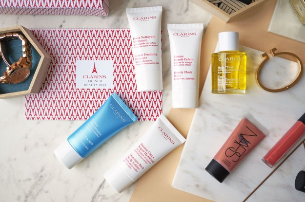 Clarins-French-Beauty-Box-Set