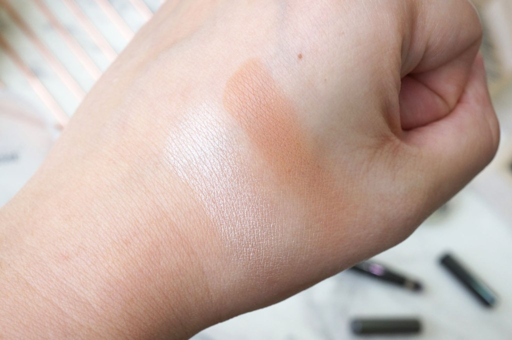 it-cosmetics-highlighter-and-bronzer-swatches