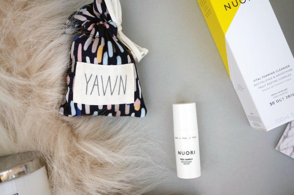 nuori-vital-eye-cream-and-lavender-bag
