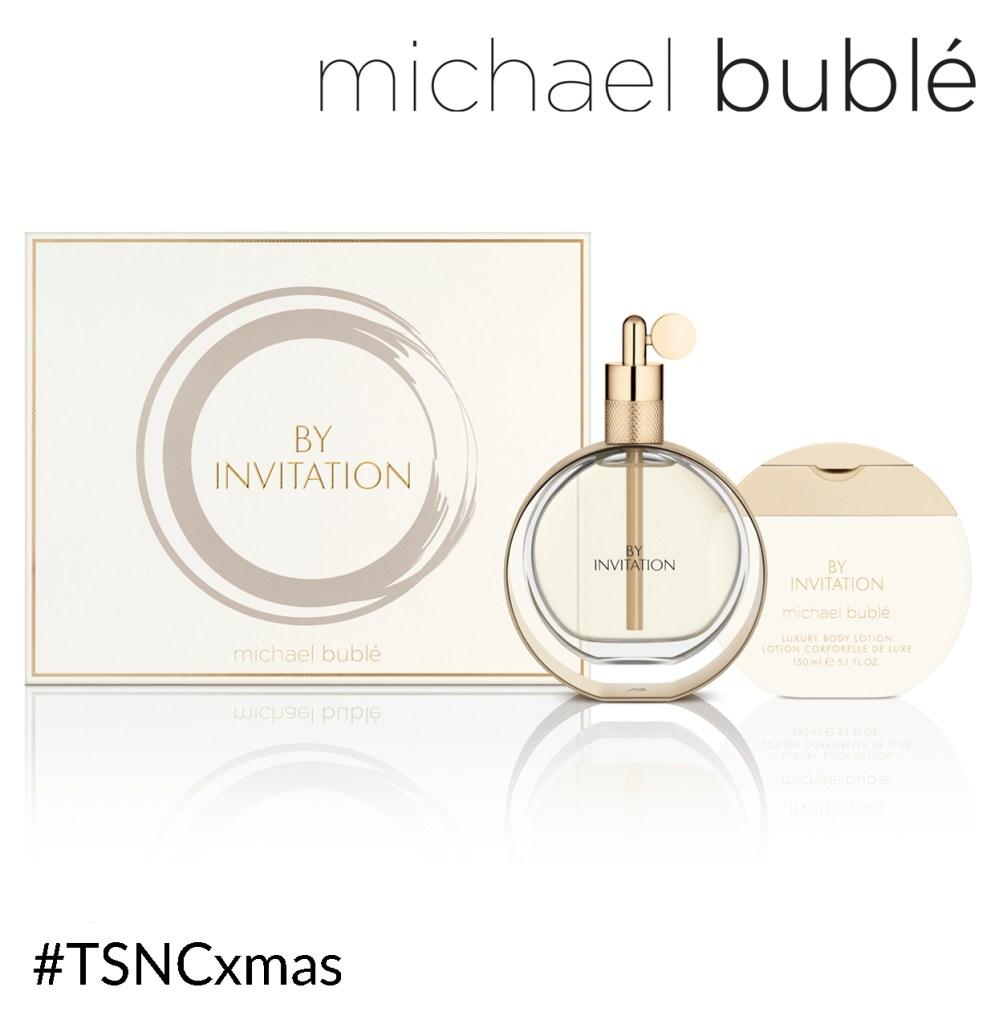 TSNC Advent Giveaway: Michael Buble Gift Set! #TSNCxmas
