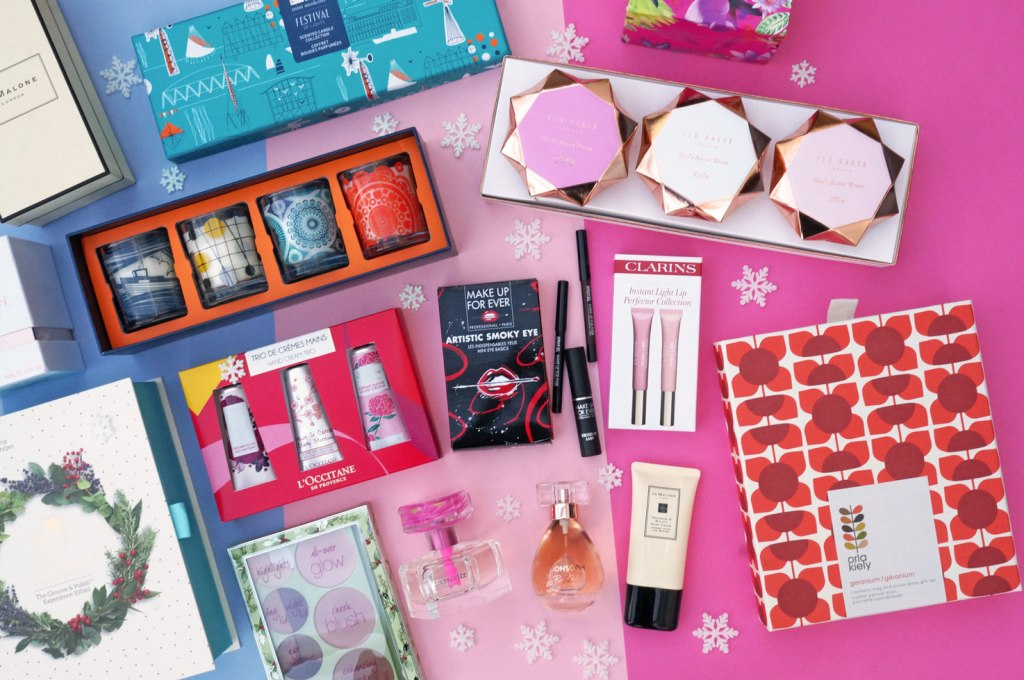 Christmas: The Best Beauty Gifts Under £25.00