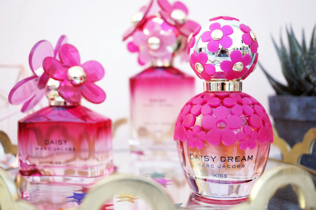 Fragrance: Marc Jacobs Limited Edition Daisy Kiss Collection
