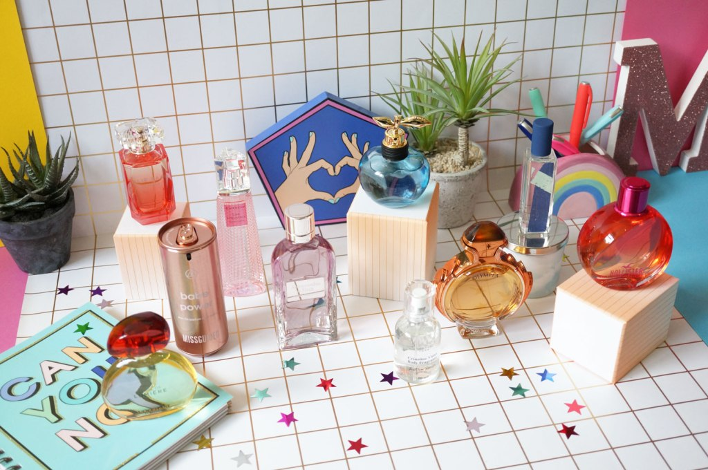 10 Spring Fragrances to add to your Collection: L'Occitane, Givenchy, Nina Ricci & More!