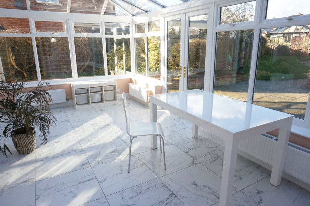 Home & Interiors: My Conservatory Makeover (Part 1)