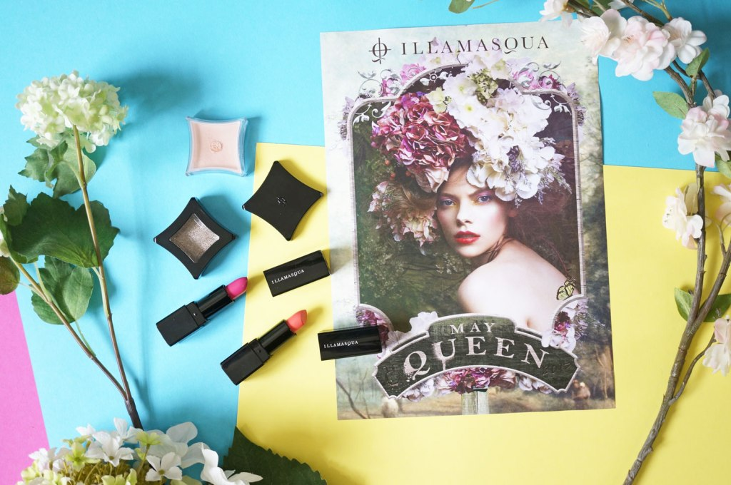 Beauty: Illamasqua May Queen Collection