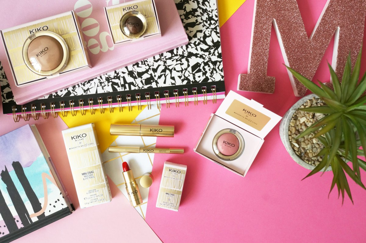 Beauty: Kiko Mini Divas Limited Edition Capsule Collection