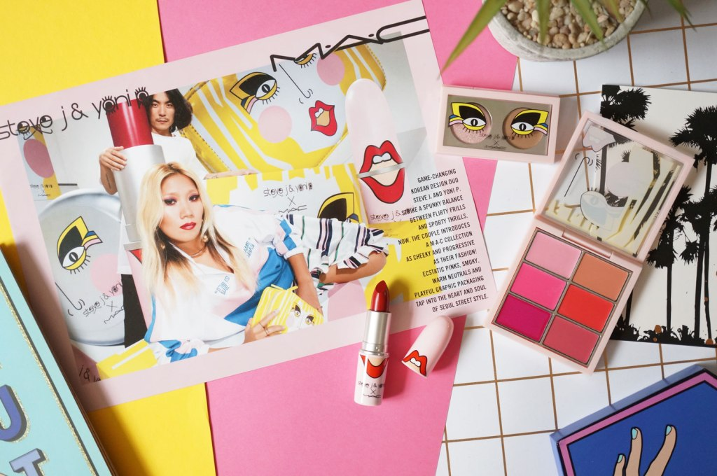 Beauty: MAC x Steve J & Yoni P Limited Edition Collection