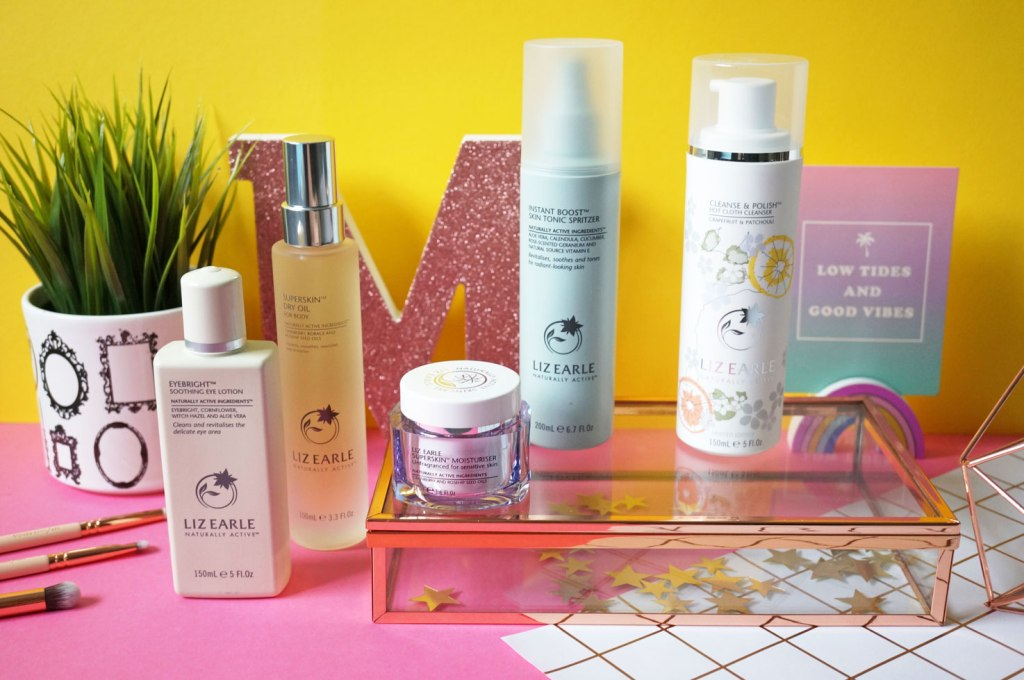 Beauty: Liz Earle Skincare on Trial