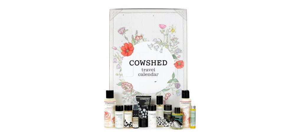 cowshed beauty advent calendar 2017 tsncblog