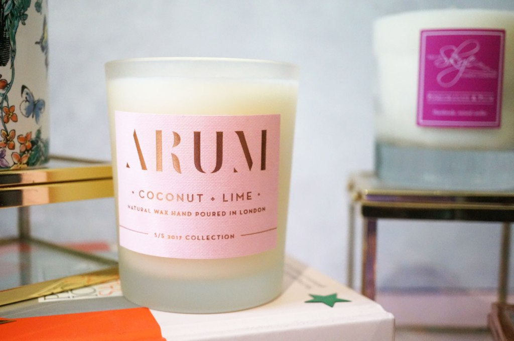 Arum-Coconut-&-Lime-Candle