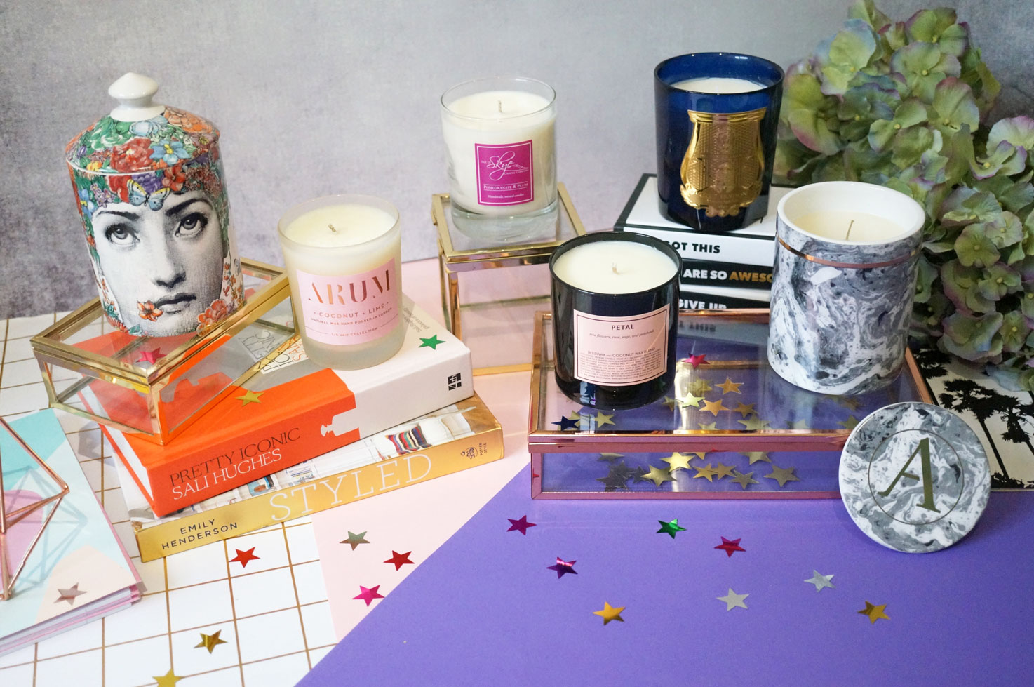 Home & Interiors: Must Try Candles feat Fornasetti, Cire Trudon & More.