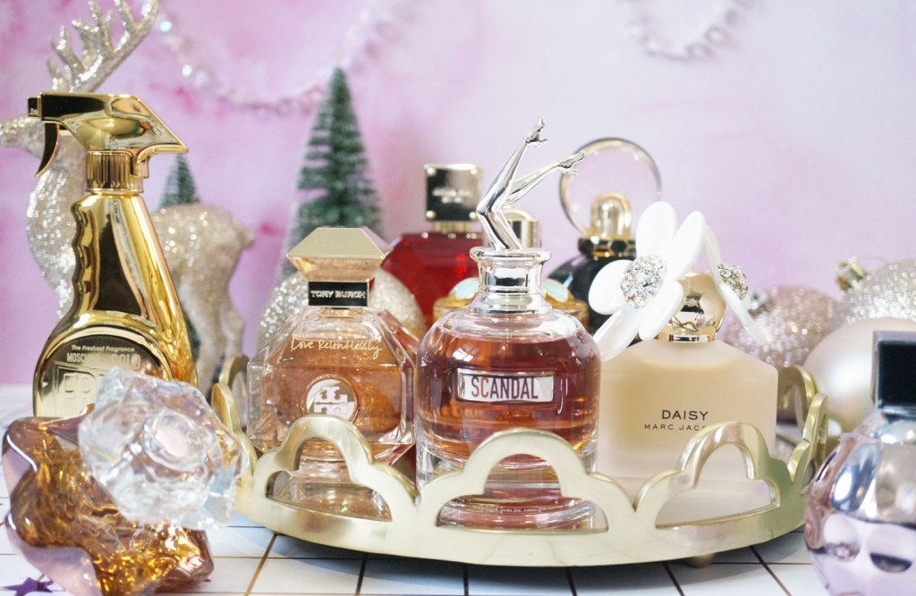 Christmas: 10 Fragrances Perfect for Giving