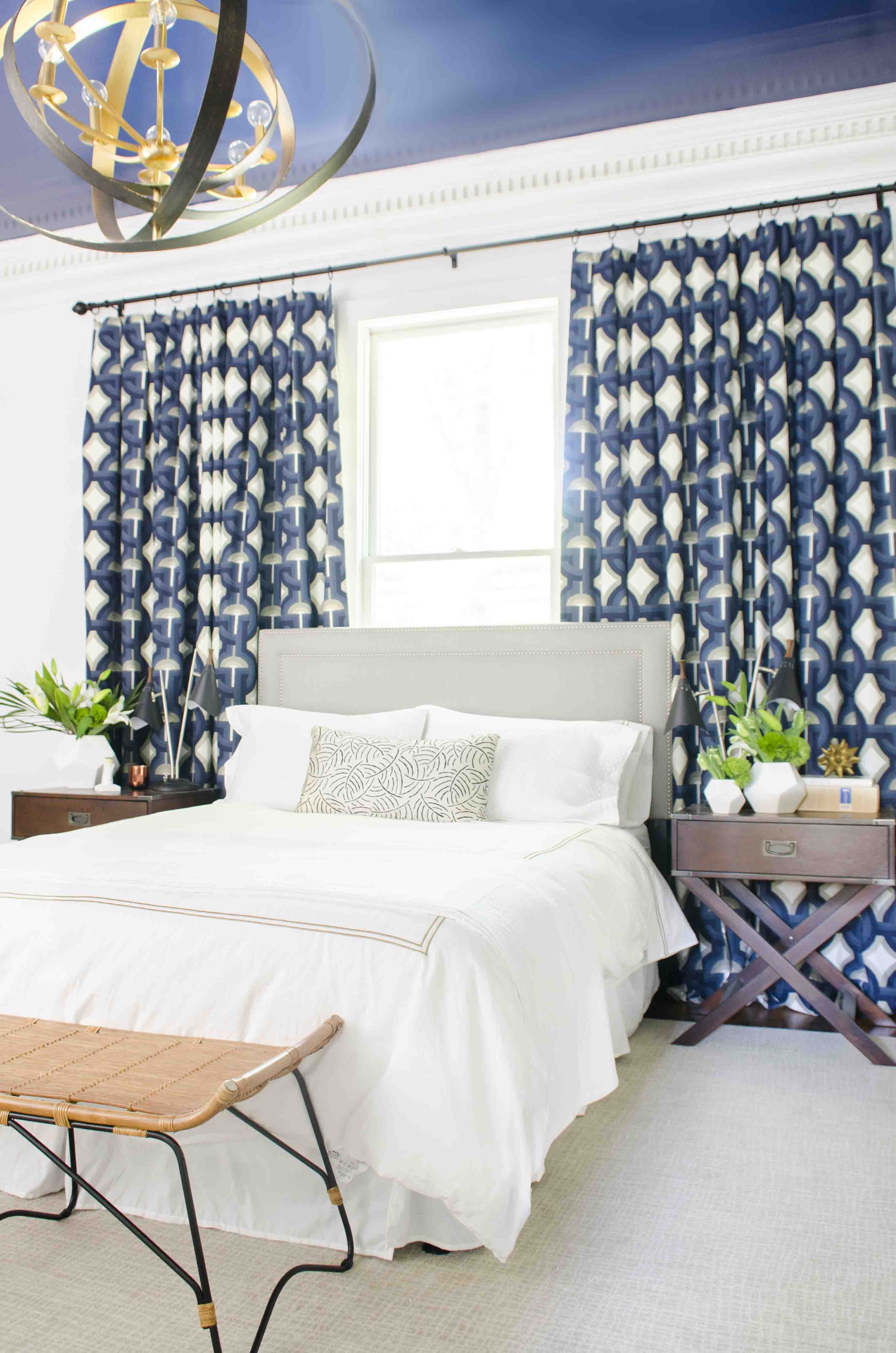 One Room Challenge Bedroom Reveal  Thou Swell
