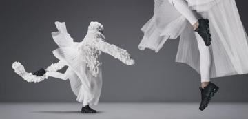 Shizhe He - MFA Fashion Design & Society, Parson School of Design