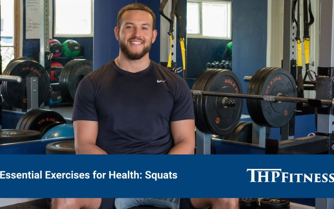 Essential Exercises for Health: Squats