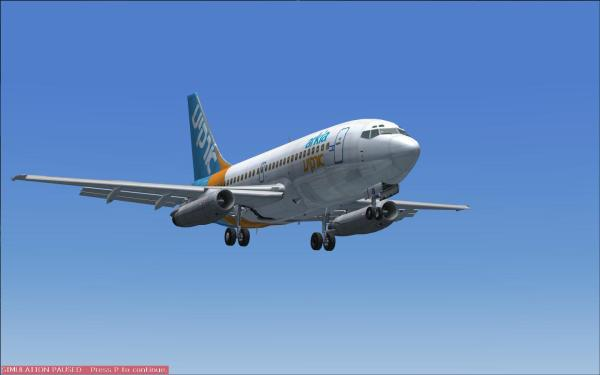 Fsx Repaint - Year of Clean Water