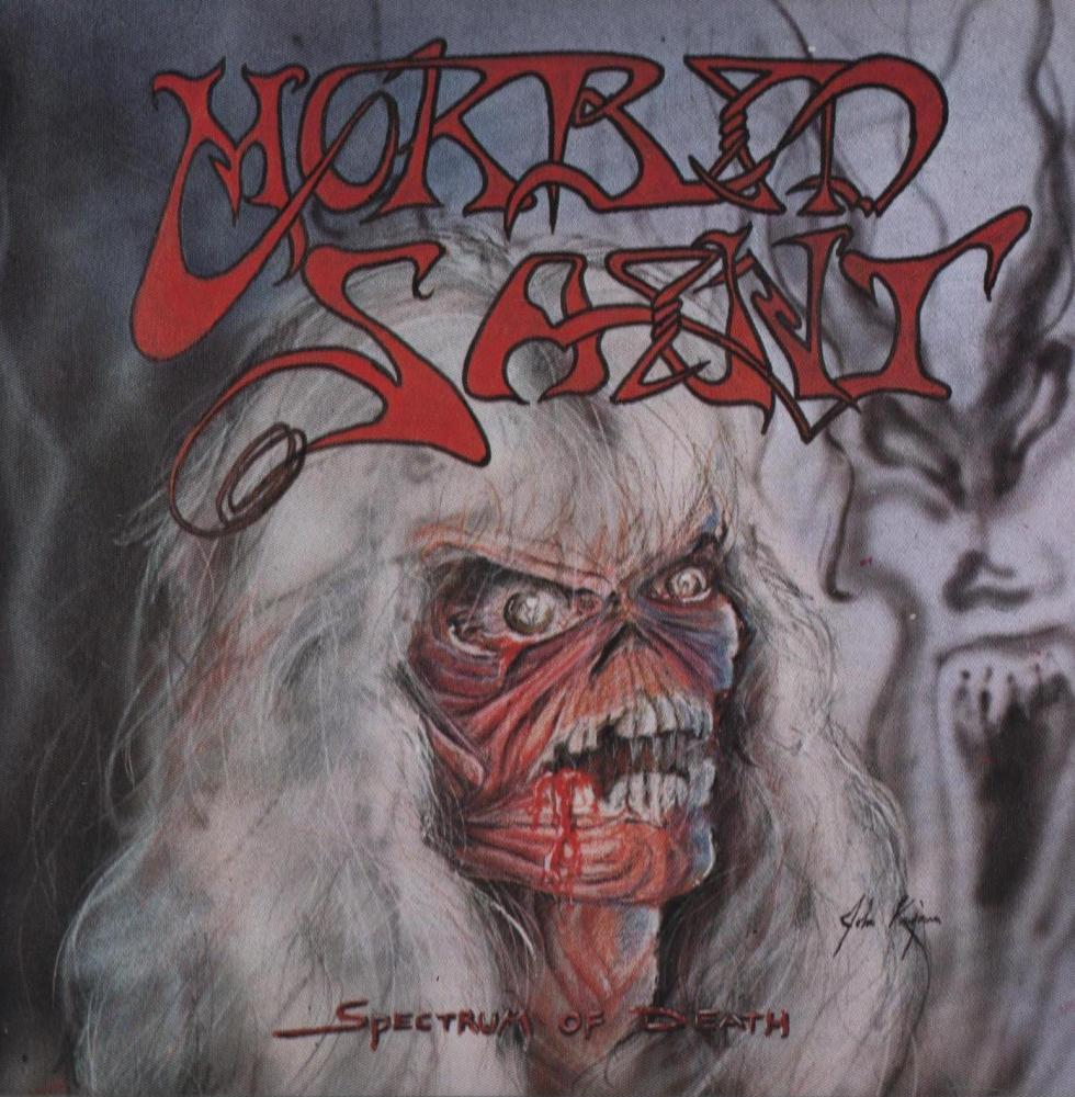 MORBID SAINT - Spectrum Of Death - OBSCURE THRASH