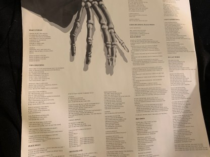 MEGADETH ALBUM PEACE SELLS
