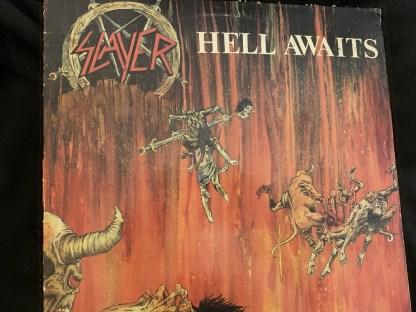 Slayer 2nd full lp cover