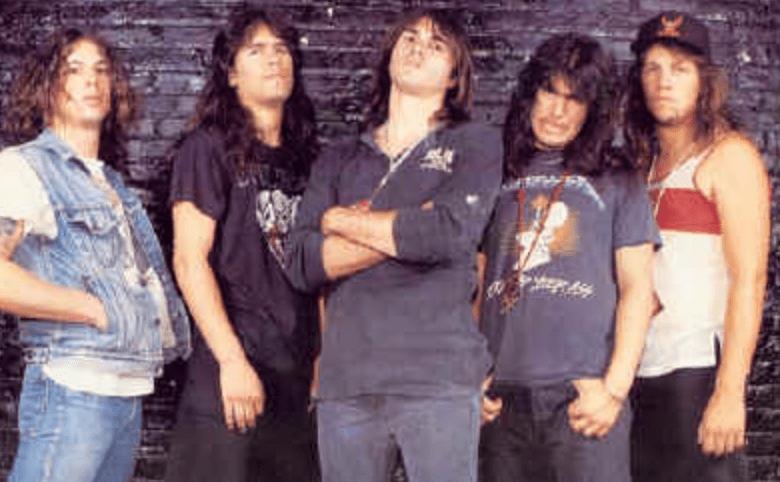 VIOLENCE BAND CIRCA 1987