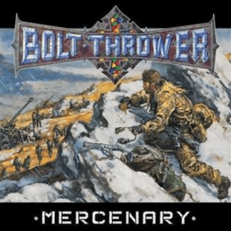BOLT THROWER MERCENARY