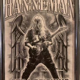 "Jeff Hanneman ""Still Reigning"" Picture Frame Test Run Is Now Available!"