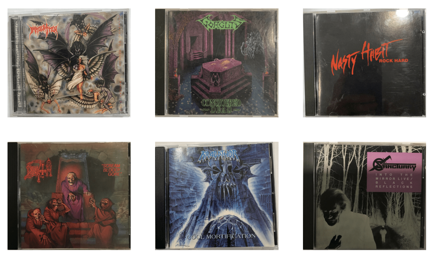 The Top 25 Most Expensive Metal CDs Of 2021 We've Encountered