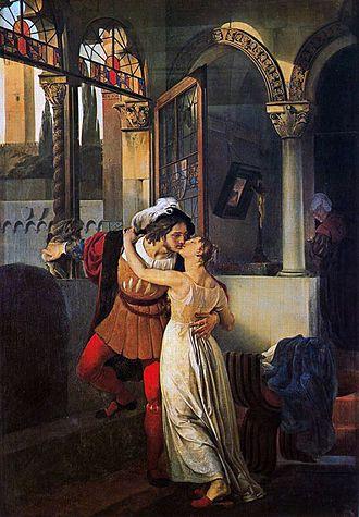 Romeo-si-Julieta.-Francesco-Hayez