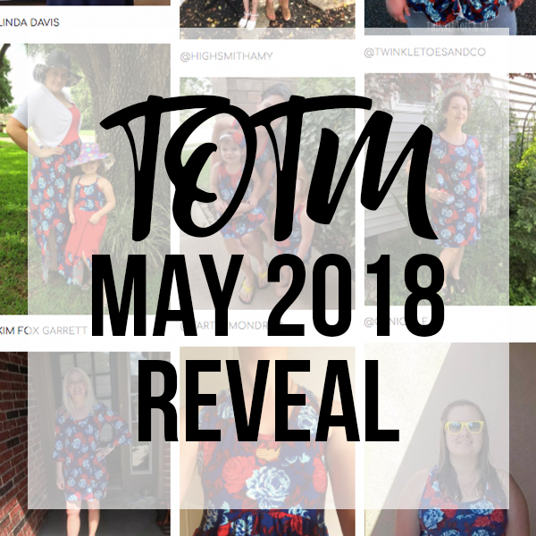 TOTM Reveal :: May 2018