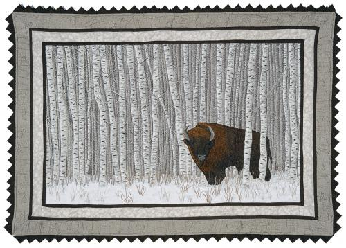 Manitoba Wood Bison