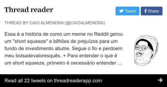Thread by @CaioAlmendra on Thread Reader App