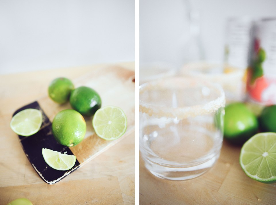 Spicy Margarita Recipe - a Coconut Water Cocktail