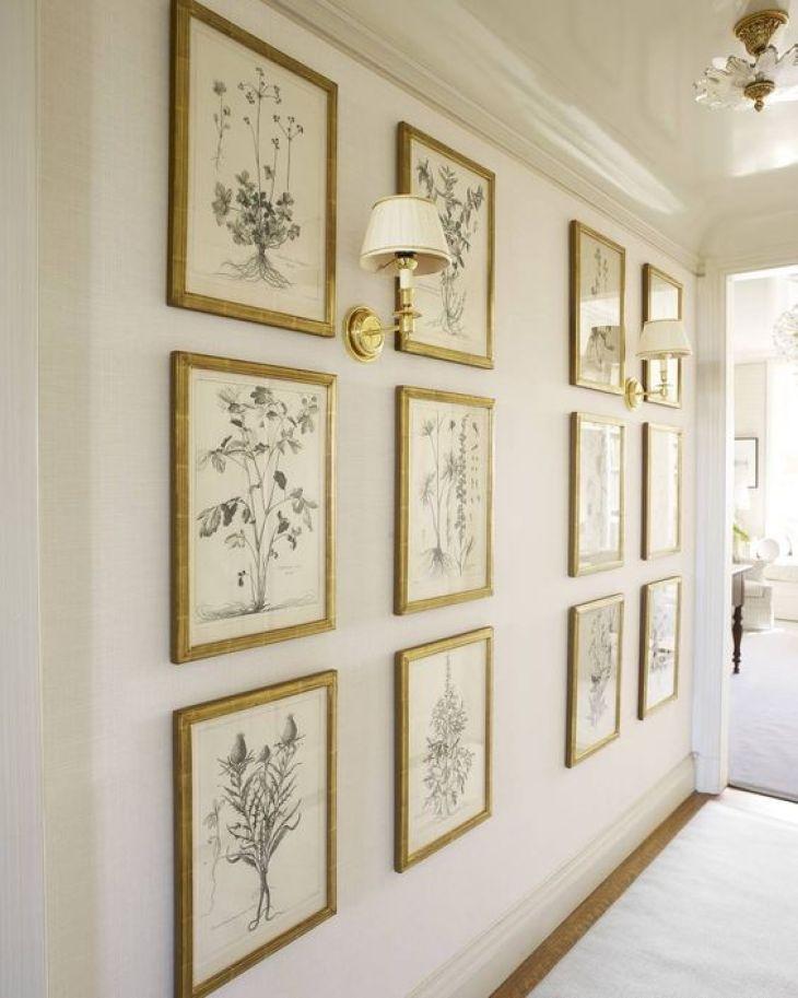 Hallway Makeover Plans - Inspiration from Veranda Magazine