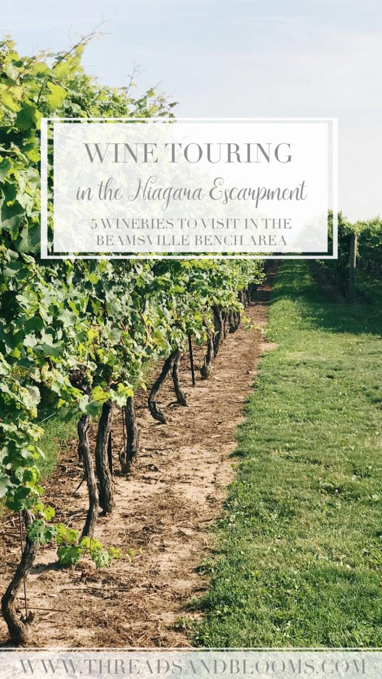 Niagara Escarpment Wineries