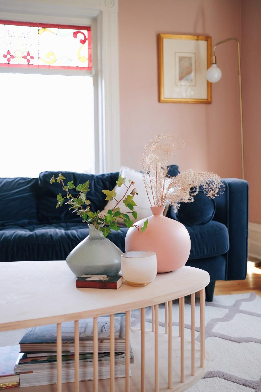 Spring Foraged Arrangements | How to Make Dried Floral Arrangements