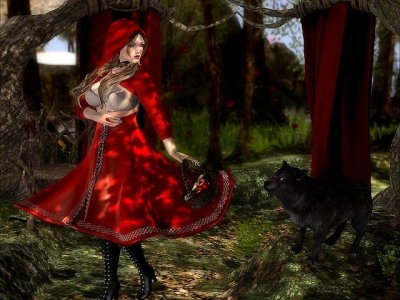 Devious Red