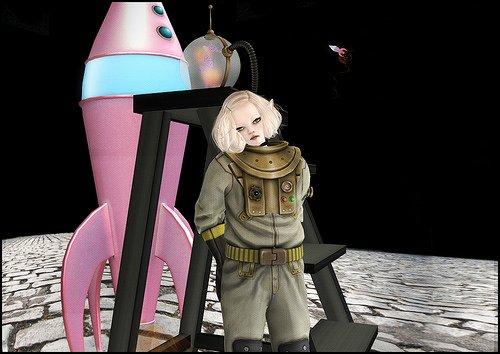 Rocket Doll