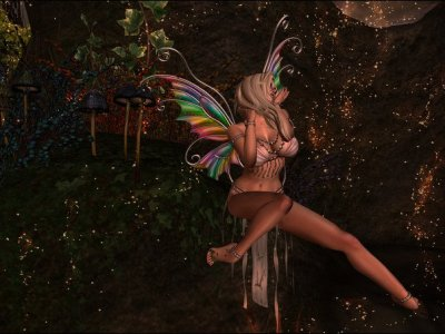 Titania Rainbow Fairy