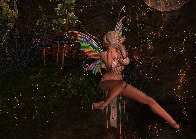 Titania Rainbow Fairy