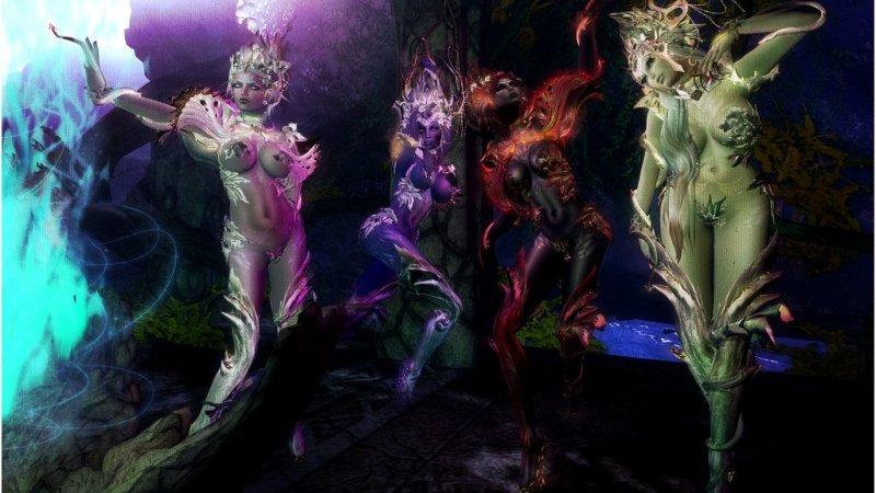 Forest Elementals