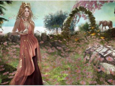 Spring Princess