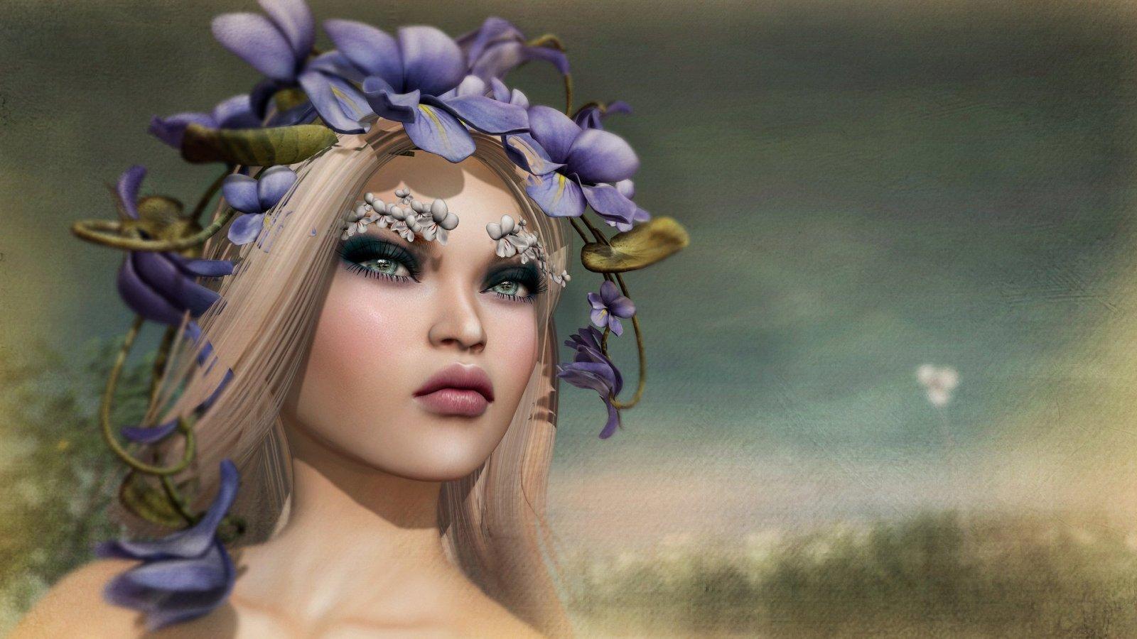 Duchie & Violets