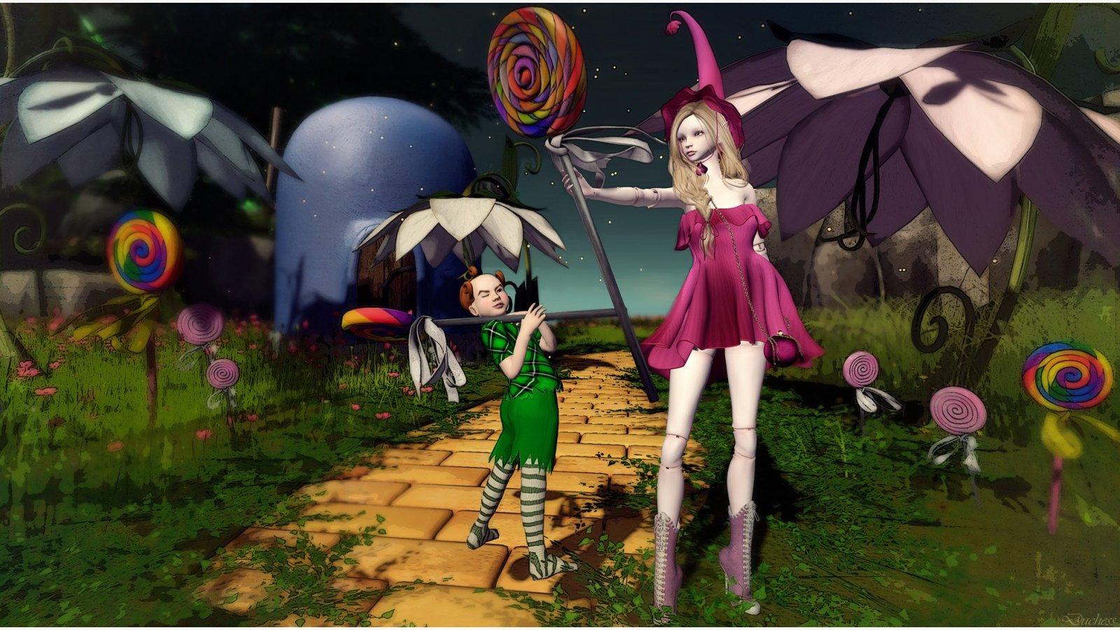 Lollipop Guild